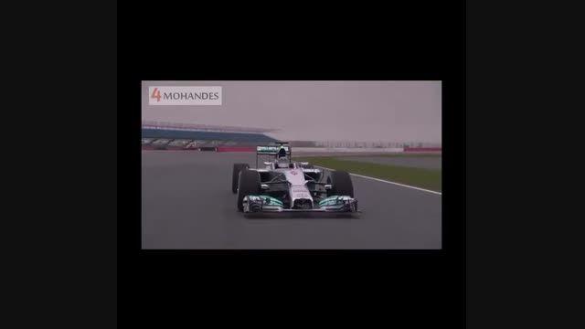 خودروهای برقی در مسابقات Formula E