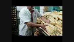 دیوایدر خمیر نان حجیم