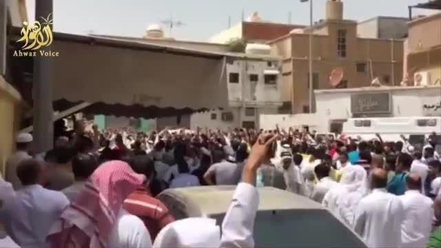 خبر فوری - انفجار انتحاری در مسجد شیعیان عربستان