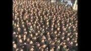 یزدان نیوز: سینه زنی هیئت علقمه امامشهر در تاسوعای 92