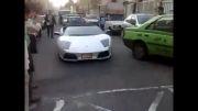لامبورگینی مورسیه لگو در تهران