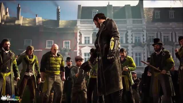 E3: گیم پلی AC: Syndicate از سایت آل گیم
