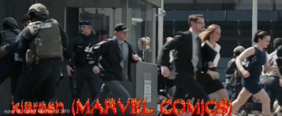 اولین تریلر فیلم capitan america:civil war