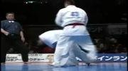 آموزش تکنیک های کیوکوشین | تولید قویترین کیوکوشین کاراته