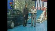 سوتی حسینی و محمد نوری در برنامه زنده
