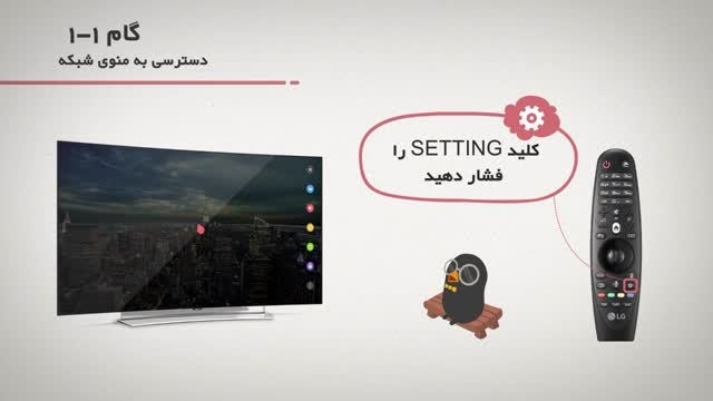 چگونه تلویزیون خود را به اینترنت وصل کنید