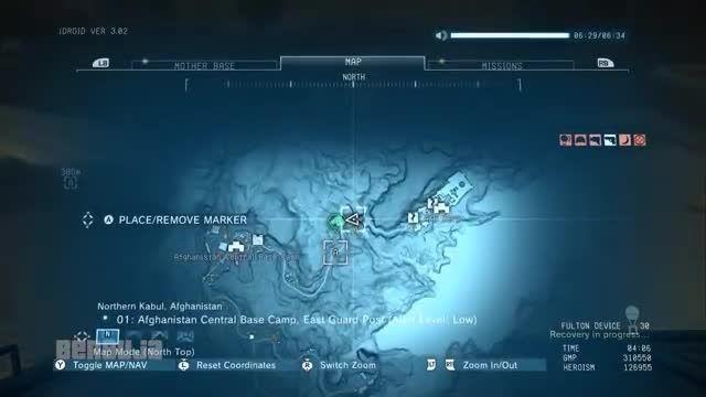 ویدئوی باگ و گلیچ، لحظات خنده دار بازی Metal Gear Solid