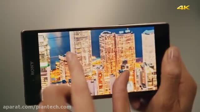 تیزر معرفی اکسپریا زد ۵ پریمیوم-Sony Xperia Z5 Premium