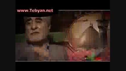 نوحه بسیار زیبا - بابا نبودی ببینی پر معجرم سوخت..کریمی