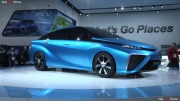 رونماییFCV از تویوتا - Toyota FCV Concept at 2014