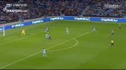 گل های بازی منچسترسیتی 0 - 2 نیوکاسل