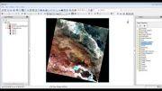 آموزش ویدئویی(کلیپ) تصاویر ماهواره ای در نرم افزار ENVI