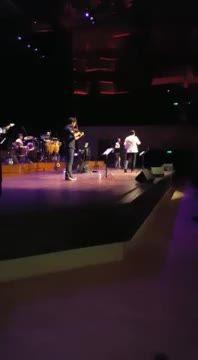 کنسرت احسان خواجه امیری در هلند- آهنگ: دارم میام پیشت