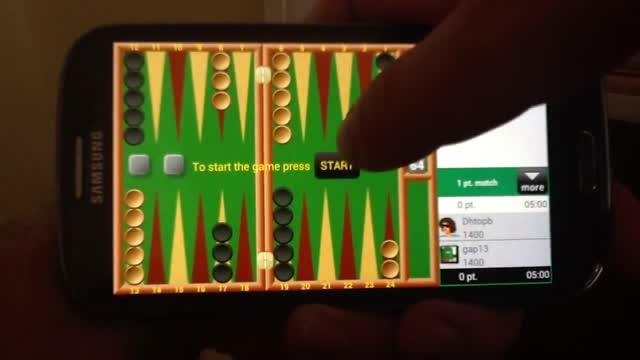 Backgammon Free تخته نرد