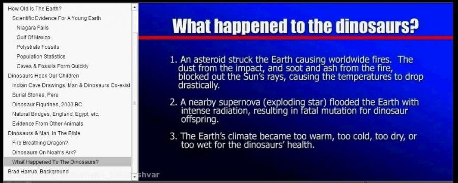 افشای دروغ وحشتناک صهیونیستی در مورد دایناسورها 6