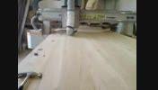 استفاده از موج گیر در دستگاه CNC چوب 2