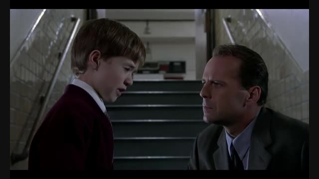 فیلم حس ششم The Sixth Sense(دوبله شده) part 3