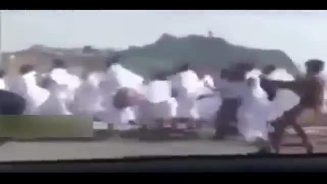 ربودن حجاج ایرانی توسط سعودی ها-حتما ببینید(حج-منا-مهم)