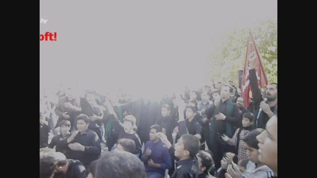شور-هییت محبان الحسین جوانان ویرانی