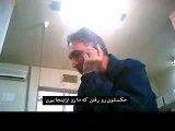 فیلم شکنجه نوری زاد در زندان