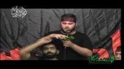 دسته دسته عزاداری-کربلائی مرتضی ثامن