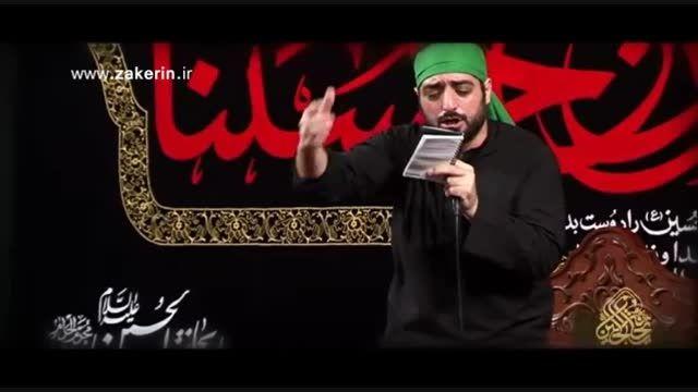 مداحی حاج سید مجید بنی فاطمه برای حضرت علی اکبر