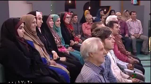 محمد رضا علی مردانی در برنامه خندوانه