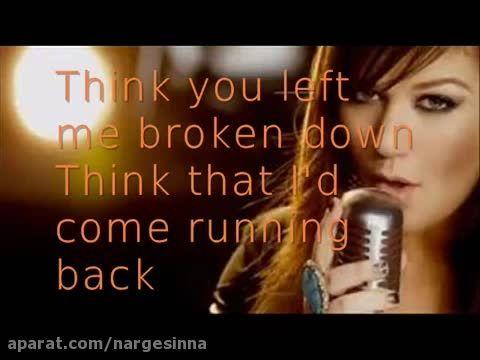 Stronger- Kelly Clarkson