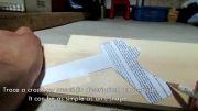 ساخت کراسبو با لوازم دم دستی