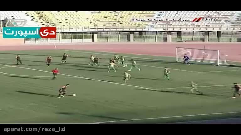 مس کرمان 0-0 خونه به خونه