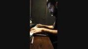 پیانو اهنگ زانیار بدون تو  (سالار نورانی)