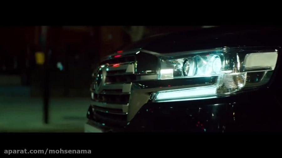 تیزر Toyota Land cruiser 200_2016