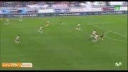 خلاصه بازی: آلمریا ۰-۱ اتلتیکومادرید