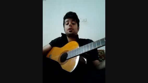 گیتار مرتضی پاشایی (تیتراژ عید) علیرضا تابش