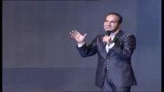 خنده دارترین کمدی حسن ریوندی و تقلید صدای شهرام شکوهی