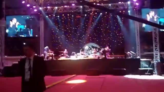 سامی یوسف-اجرای ترانه وعده های فراموش شده درکنسرت قونیه