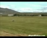 پرواز هواپیمای کنترلی