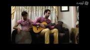 اجرای زنده آهنگ شب های غم آباد از حبیب
