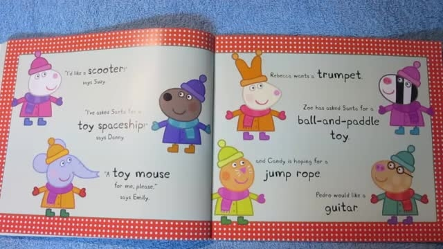 دانلود کتاب داستان Peppa Pig and the Lost Christmas Lis