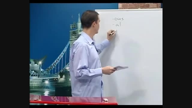 English For You-Intermediate Levels - Lesson 19