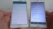 Samsung Galaxy Note 4 versus Sony Xperia Z3