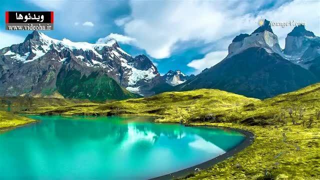 زیباترین صحنه های آرامش بخش  از طبیعت