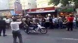 جشن هواداران ملوان بندر انزلی