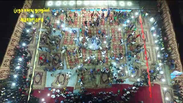 اجرای مشترک محسن دولت و محسن عرب در کلاته میمری