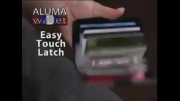 Aluma Wallet راه حل نگهداری آسان و مطمئن کارتهای بانکی و مدا