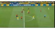 گل اول فرد به اسپانیا