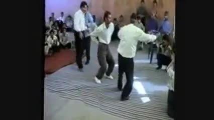 رقص با حال مرد اصفهانی در عروسی