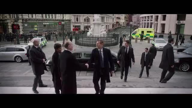 تریلر 2015 London Has Fallen
