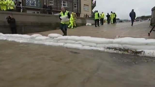 کیسه های سیل بند (FloodSax)