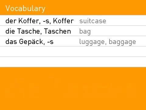 آموزش زبان آلمانی - درس 2